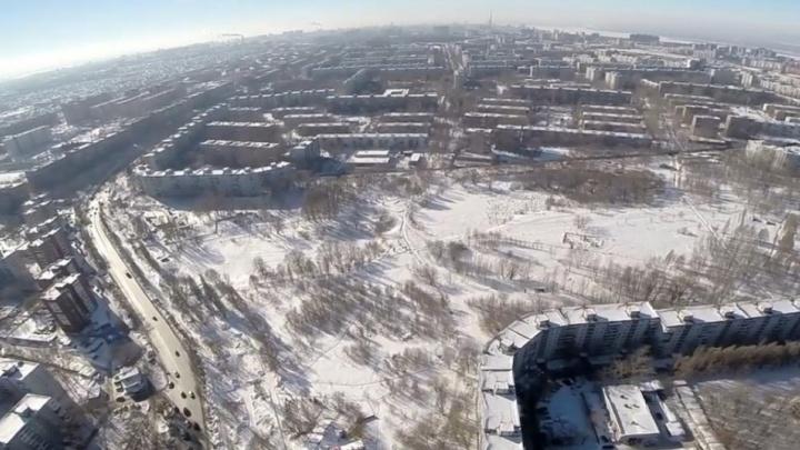 Построят еще одну церковь? Территорию возле «Воронежских озер» перепланируют