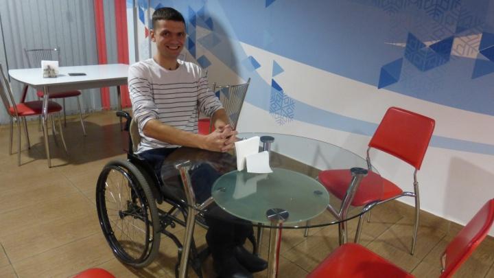 История мужчины, который попал в автокатастрофу и нашел свою любовь, сидя в инвалидном кресле