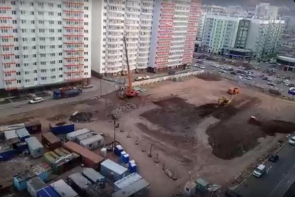 Второй детский сад начали строить на Карамзина