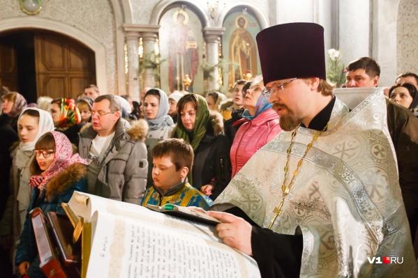 Казаки обойдут десятки храмов по всей Волгоградской области