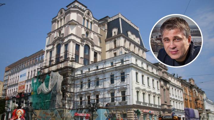 «Он хотел подарить красивое здание городу»: дочь Михаила Косова о судьбе ТЦ на Ленинградской