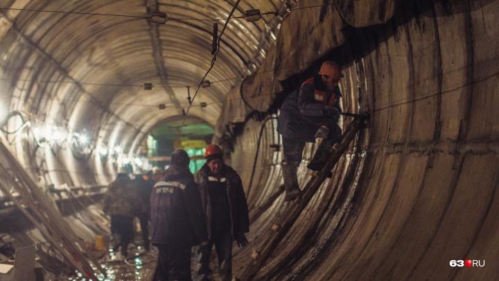 Стало известно, кто спроектирует котлован под станцию метро в центре Самары