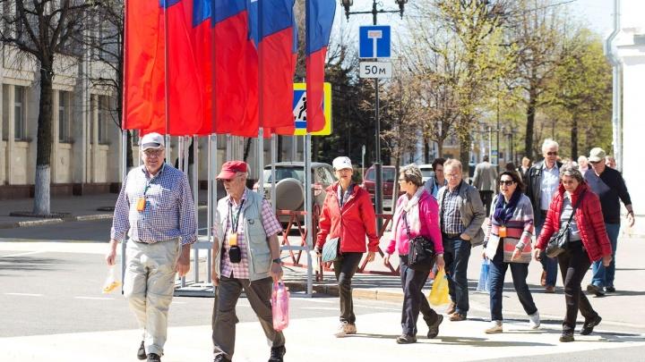 Расскажите бабушкам и дедушкам: когда в июньские праздники выплатят пенсию в Ярославле