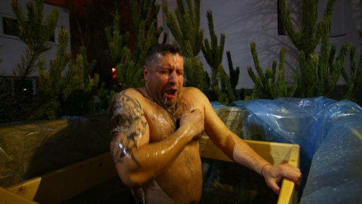 «Не пустили на Волгу — идем в храм!»: как отметили аномальное Крещение в Самаре