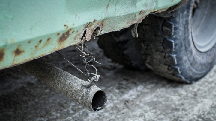В Щучанском районе детей перевозили на сломанных автобусах