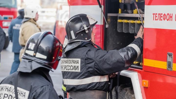 В Прикамье на пожаре погибли двое взрослых и пятилетний ребенок