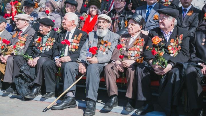 Ветеранам Великой Отечественной войны начали выплачивать по 6000 рублей в честь 9 Мая