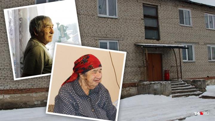 Первая зима без дров и колодца: 90-летнему ветерану из умирающего южноуральского посёлка дали жильё