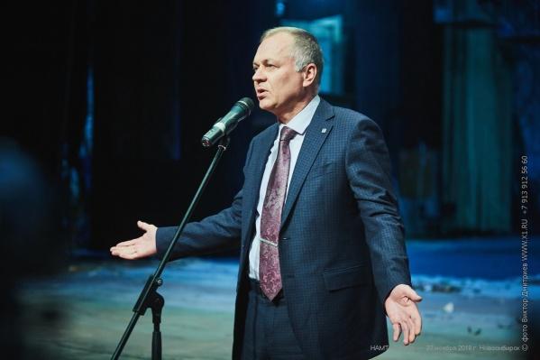 Игорь Решетников уволился с должности министра культуры области в начале сентября