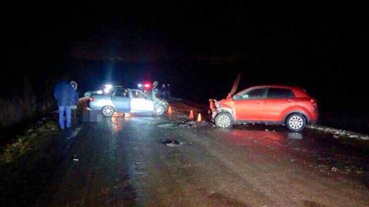 Водитель и пассажир-подросток погибли в жуткой аварии на трассе в Башкирии