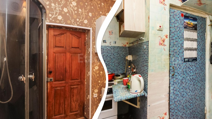 Малышки на миллион: топ самых дешевых квартир, которые продают в Тюмени (душ — сразу у входа)