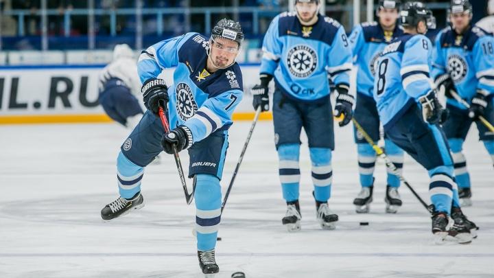 ХК «Сибирь» проиграла казанскому «Ак Барсу»— исход игры решили послематчевые буллиты