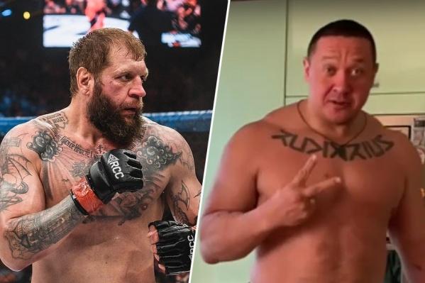К бою Александр Емельяненко и Михаил Кокляев готовились больше двух месяцев, превратив это в шоу