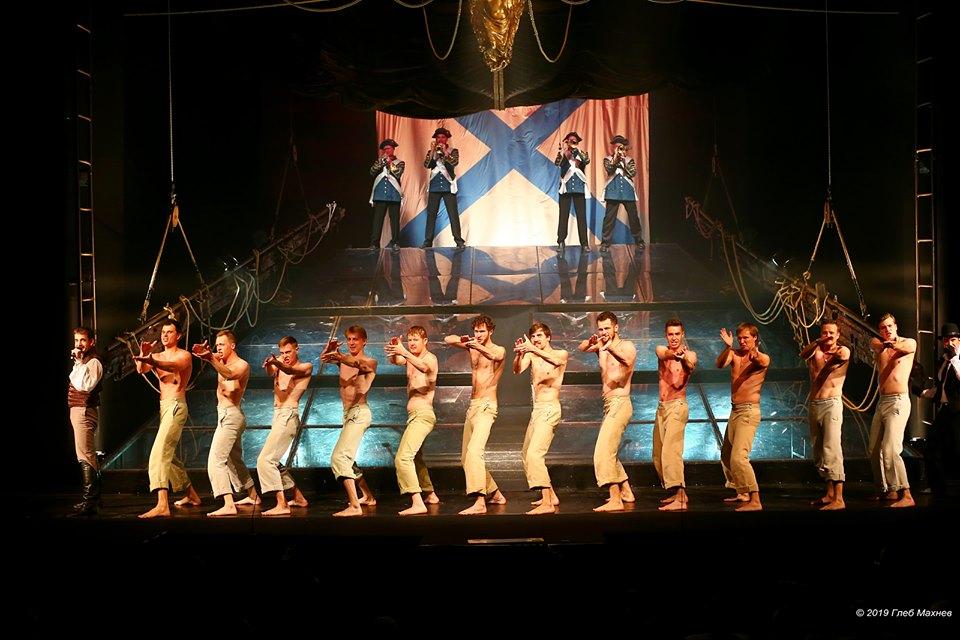 Спектаклями в Екатеринбурге «Ленком» завершил гастрольный сезон