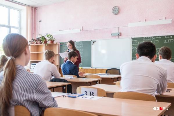 В сельских школах не хватает учителей