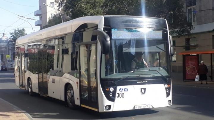 Ростовский электробус за 37,1 миллиона рублей проработал всего 23 дня за полгода