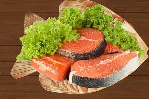 В Омске появились натуральные рыбные полуфабрикаты
