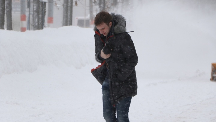 Экстренное предупреждение: Нижегородскую область накроет мощная метель