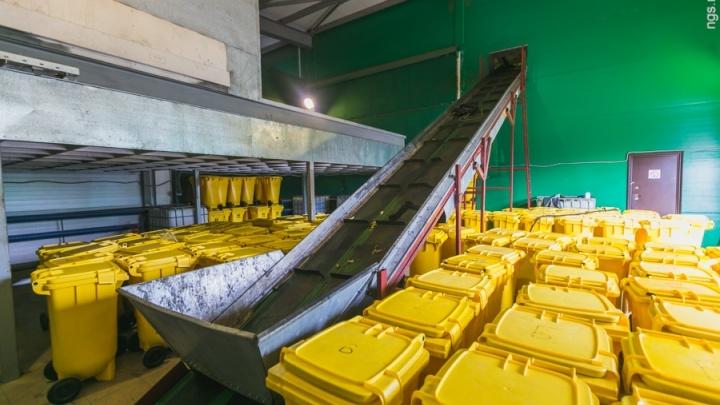 На заводе по переработке мусора под Красноярском нашли тело младенца