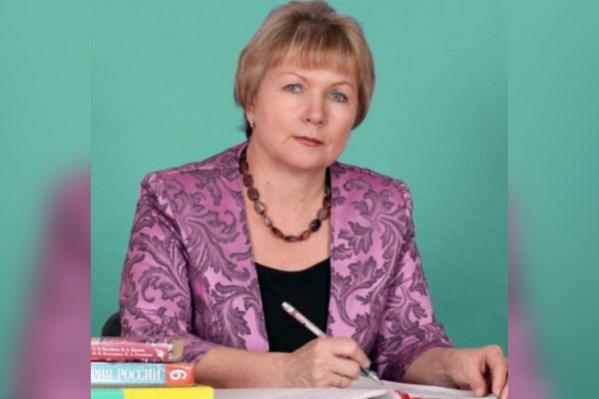 Директор школы Галина Баева написала заявление об увольнении