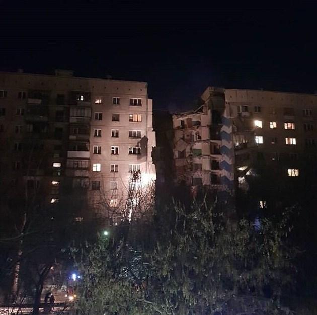 Люди спали, в 6 утра их квартиры в одно мгновение сложились как карточный домик