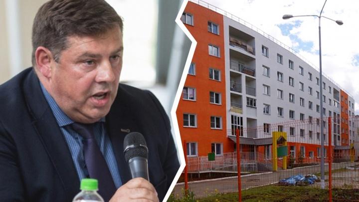 Замглавы Сосновского района обвинили в мошенничестве на 46 миллионов при покупке детского сада