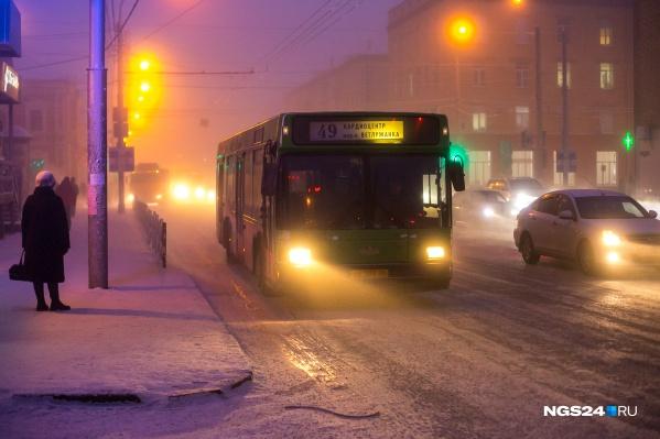 Приложения начали вновь показывать время прибытия автобусов к остановке