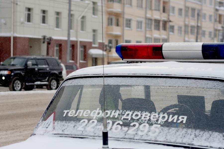 Площадь Труда вНовосибирске затопило