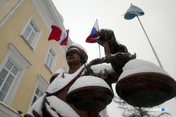 Сегодня правосудие на стороне снега