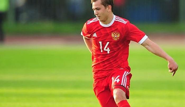 Футболиста «Уфы» Ивана Облякова вызвали в молодежную сборную страны