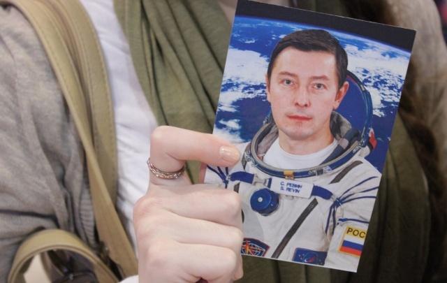 В Уфу прилетит российский космонавт-испытатель