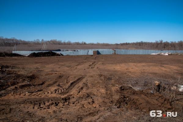 Объект хотели построить на территории кладбища в поселке Рубежный