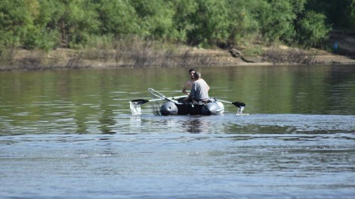 Лодка перевернулась: на реке Ишим погиб рыбак