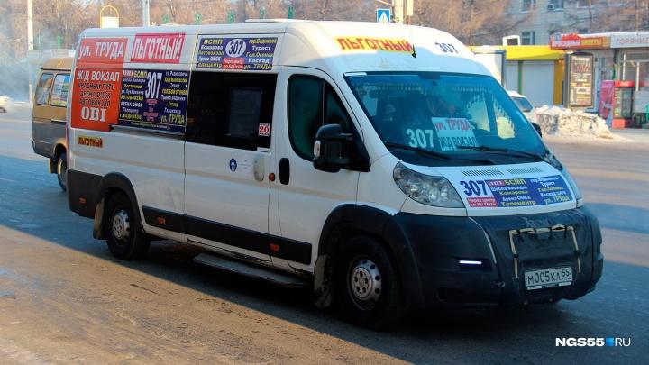 Как муниципалы: омские перевозчики подняли цену за проезд до 30 рублей