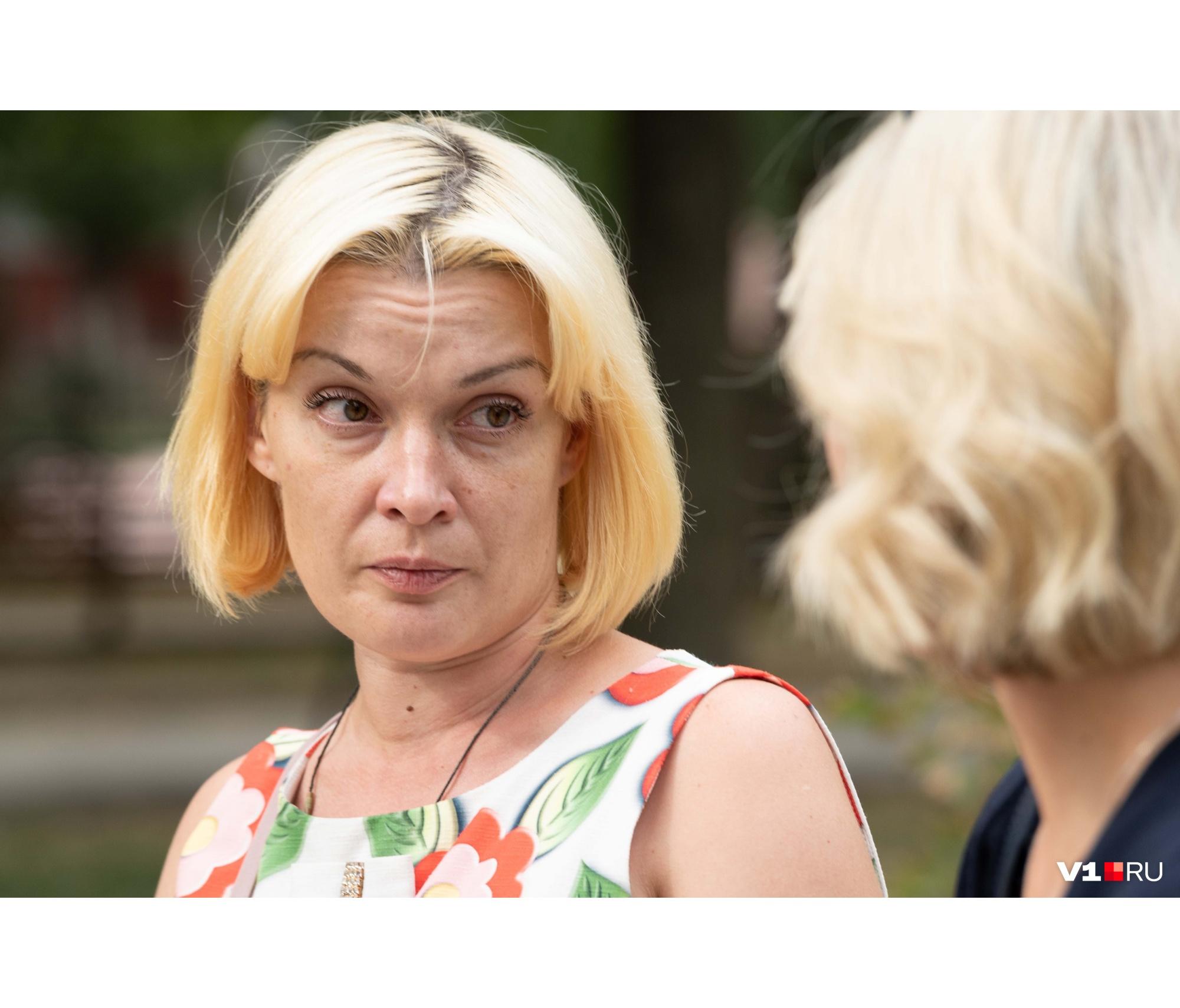 Инна Чайченко обратилась в программу «Жди меня»