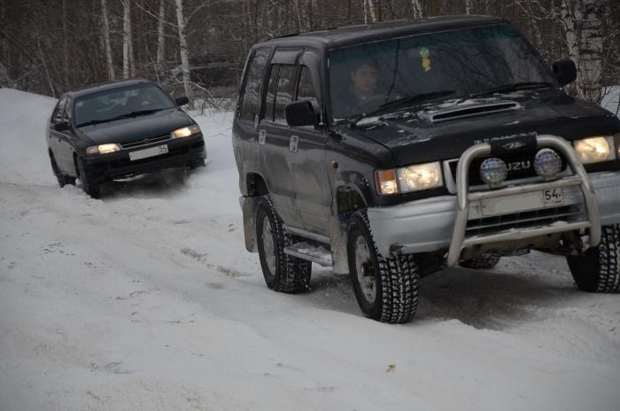 Всего чиновники осмотрели 8,5 километра дорог, обязав дорожников очистить их от снега