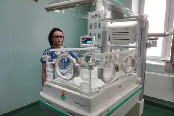 Это оборудование позволит спасать малышей с неонатальной патологией и детей с экстремально низкой массой тела