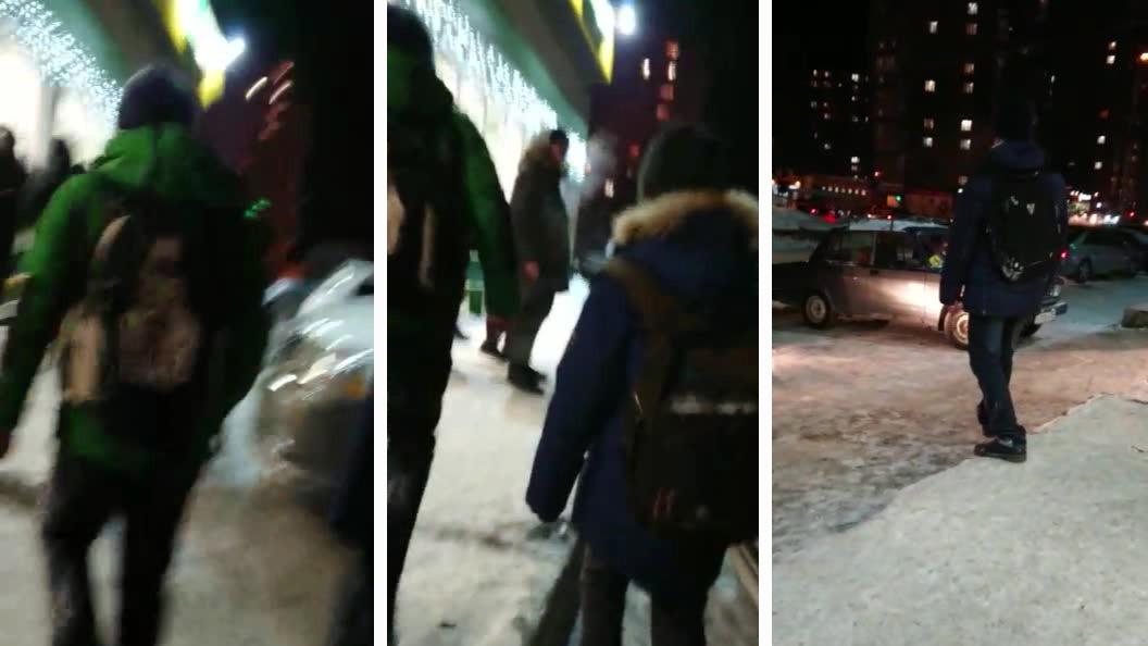 Видео со сценой избиения разошлось по школе