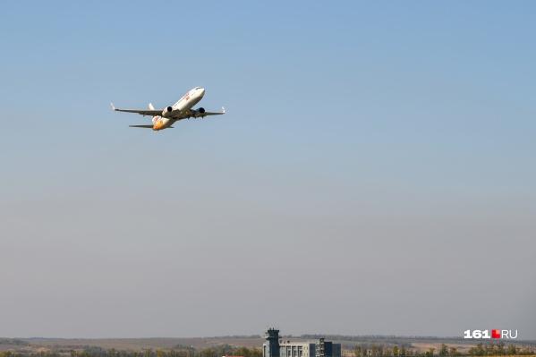 На всех самолетах из КНР проводят профилактическую дезинфекцию