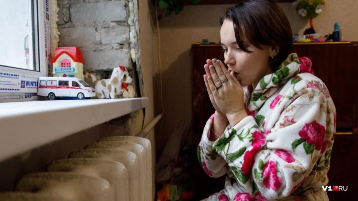 «Трубы стремительно остывают»: сотни волгоградцев из-за аварии остались в ночь без отопления