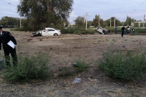 СК не занимается расследованием дела о гибели мужчины в аварии