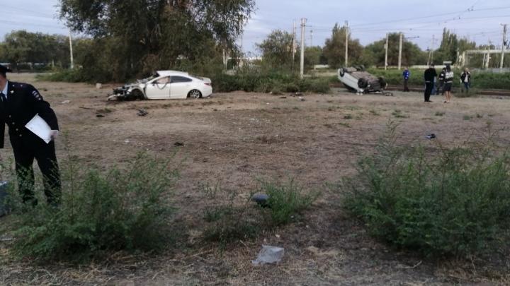 «Погиб в аварии»: после стрельбы и погони волгоградец разбился в автокатастрофе