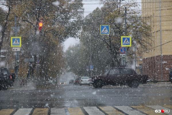 Зима уже близко
