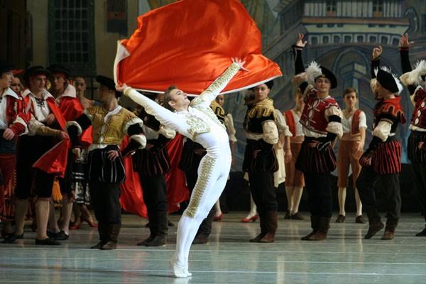 Балет под звуки рока покажут в Екатеринбурге
