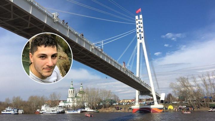 Подробности спасения девушки, прыгнувшей с Моста влюбленных: в ледяную воду за ней нырнули прохожие