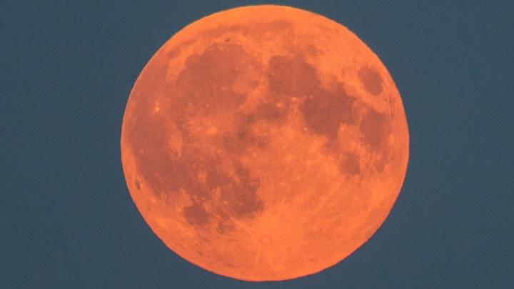 Рождественский метеорный поток и красная Луна: какие космические явления увидят пермяки в январе
