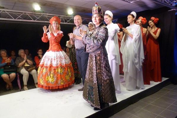На сегодня Николай Терюхин — автор более 100 коллекций современного костюма