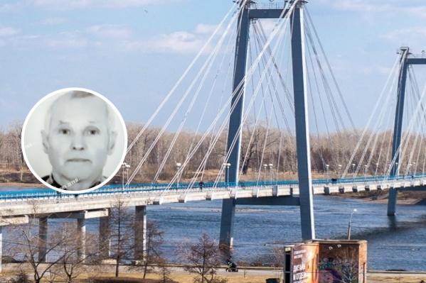 81-летнего пенсионера на о. Татышев ищут больше суток