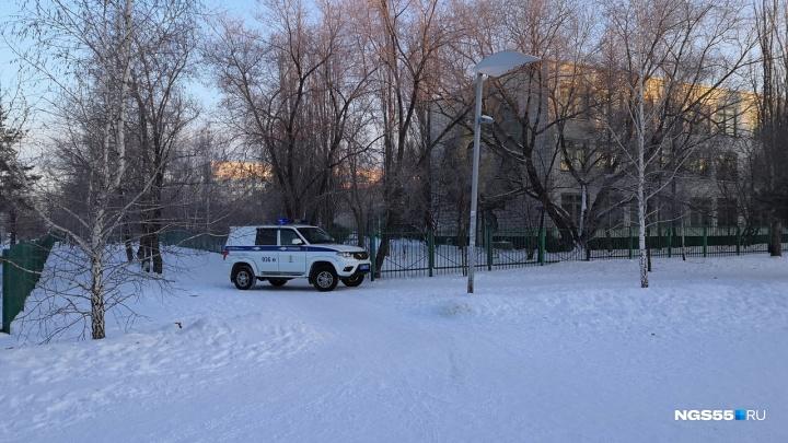 Водитель грузовика сбил девочку у школы и скрылся