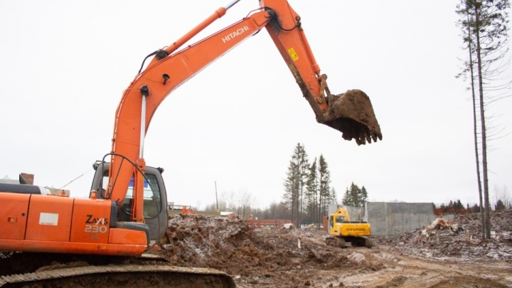 Строителей нового зоопарка в Перми оштрафовали на 310 тысяч рублей